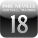 Phil Neville Football Training